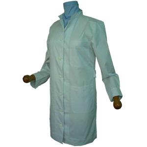 WOMAN'S LAB COAT MANDARIN COLLAR LONG SLEEVE  G1206535