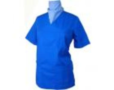 WOMAN'S V-NECK SCRUB  See it SAFE®